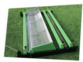 ATC surface cleaner for artificial grass maintenance