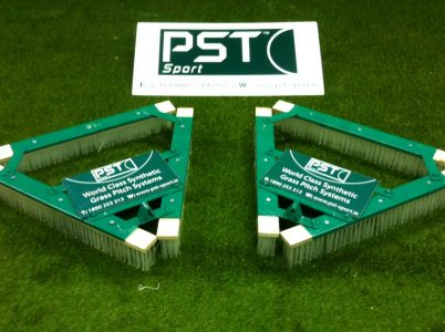 Drag brush for astro turf pitch maintenance