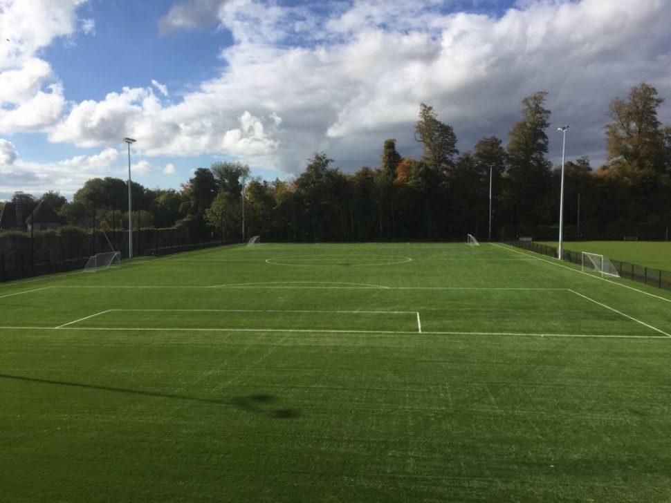 PST Sport artificial grass pitch at Cahir Park FC