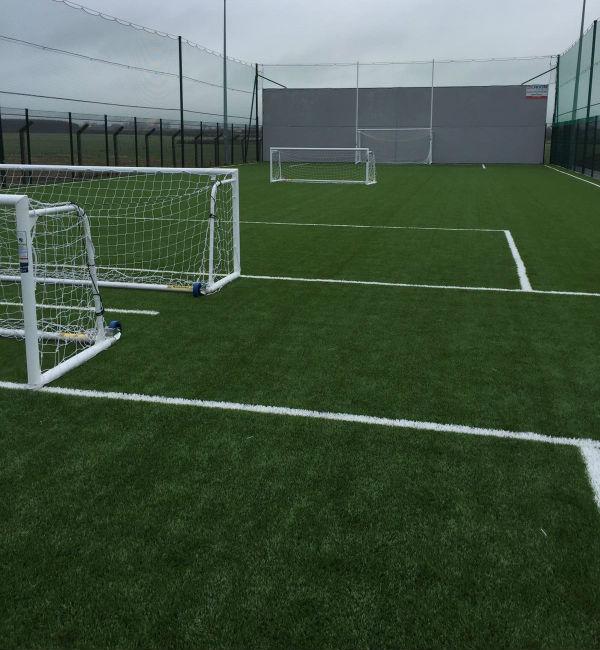 Artificial grass pitch at FON Ballymacoda Cork