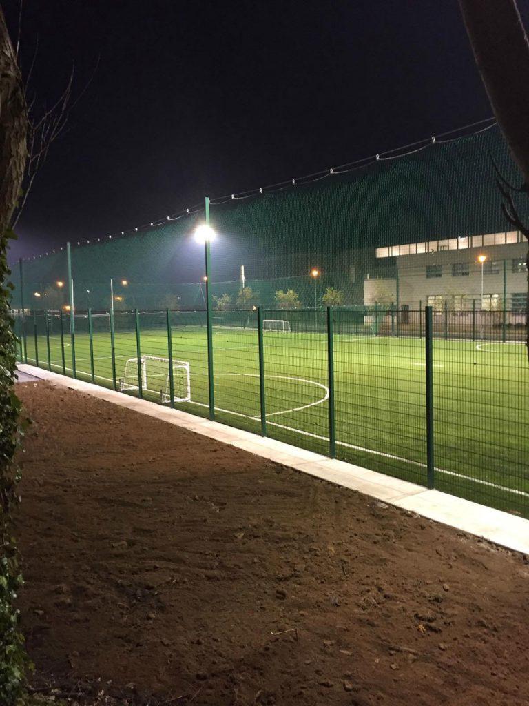 CBS The Green artificial grass pitch - PST Sport