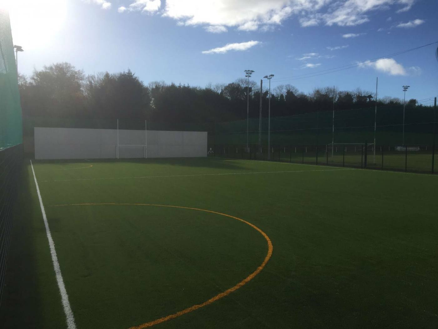Artificial grass review for Doheny GAA Club Cork