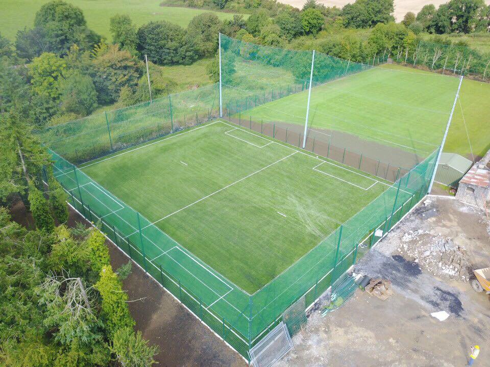Carrig National School artificial grass pitch