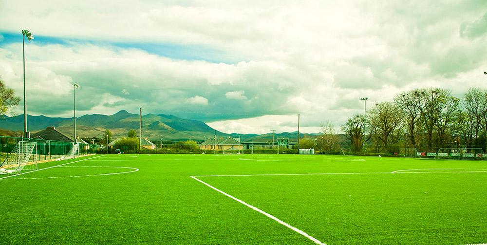 All weather pitch at Intermediate School Killorglin