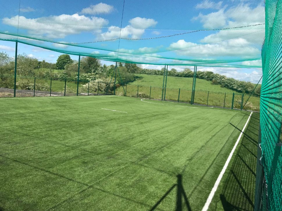 Astro turf pitch at Killyconnan Sports Ground - PST Sport