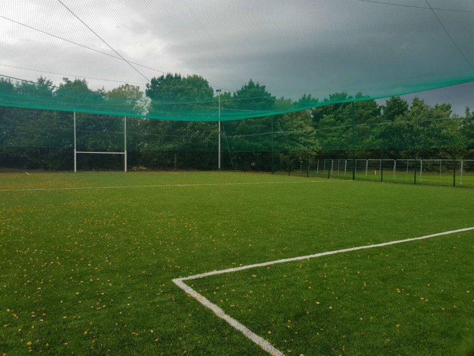 St Marks National School artificial grass pitch