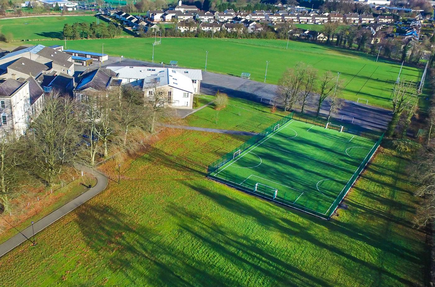 St Mels College Longford Artificial Grass Pitch - PST Sport