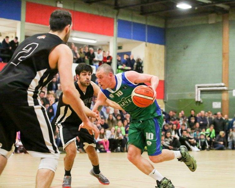Kieran Donaghy - Tralee Warriors