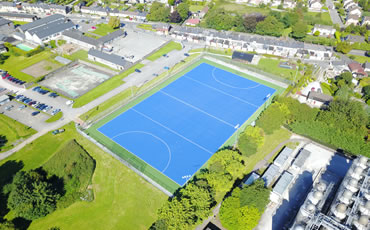 Midleton College hockey pitch