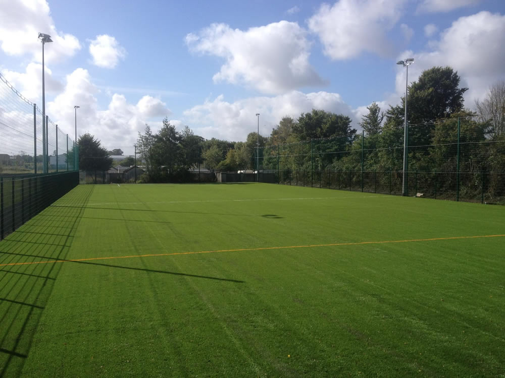 St Mochtas artificial grass turf pitch