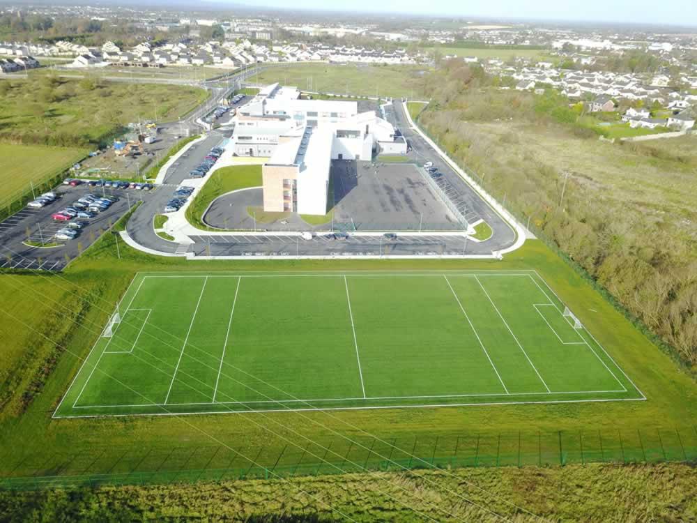 portlaoise parish schools pitch