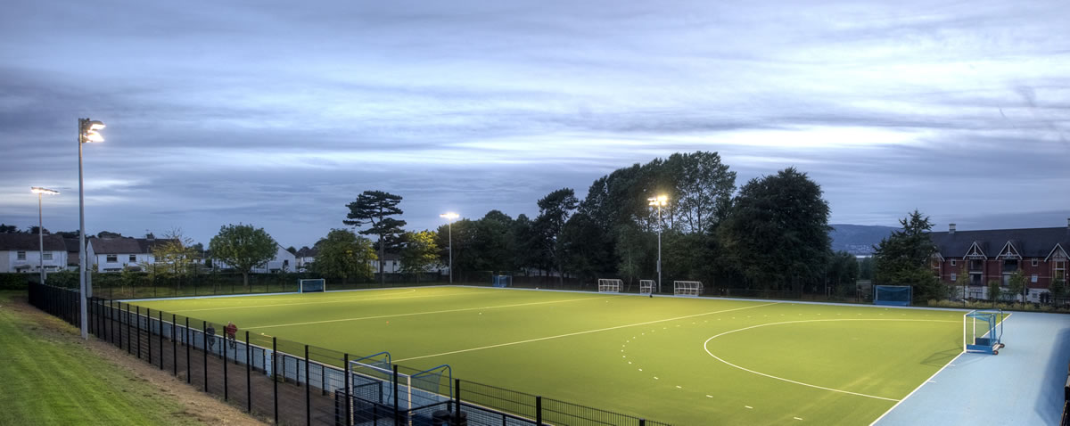 Artificial hockey pitch Sullivan Upper