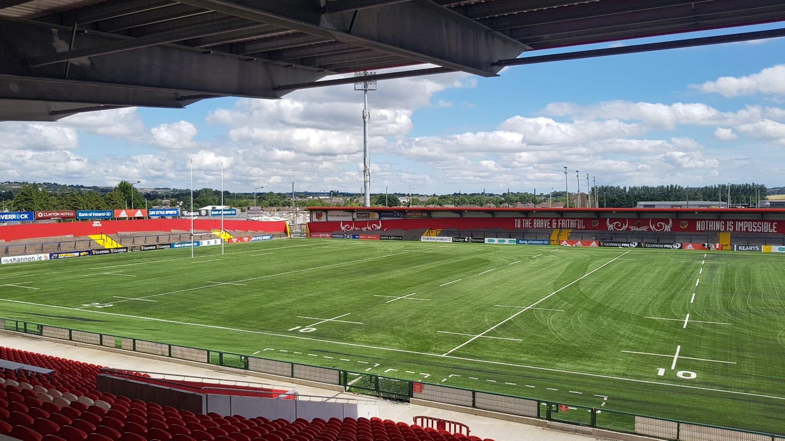 3G pitch at Irish Independent Park