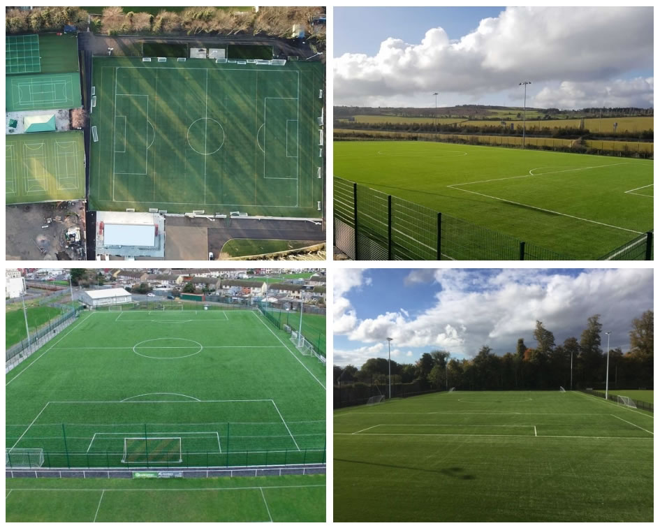 artificial football pitches - PST Sport