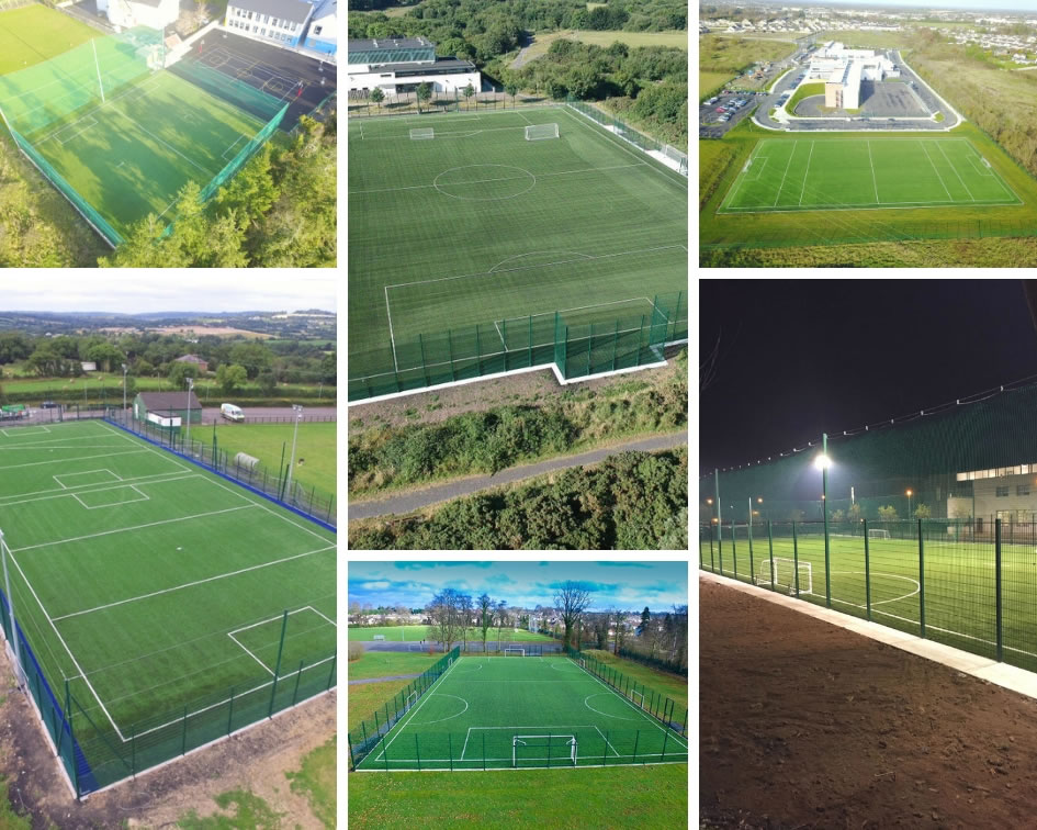artificial grass pitch
