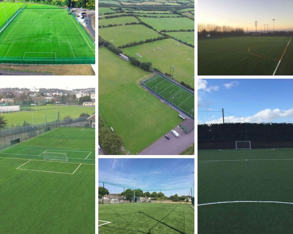 artificial soccer pitches - PST Sport