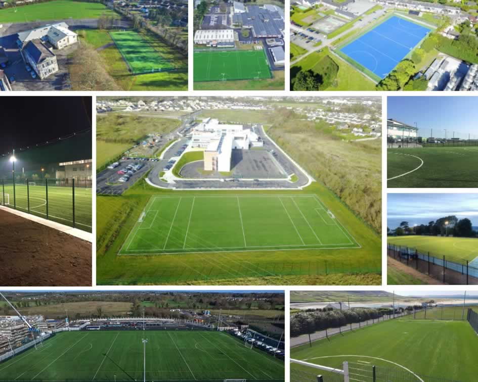 artificial grass pitches for secondary schools