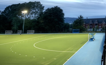 sullivan upper astro turf pitch