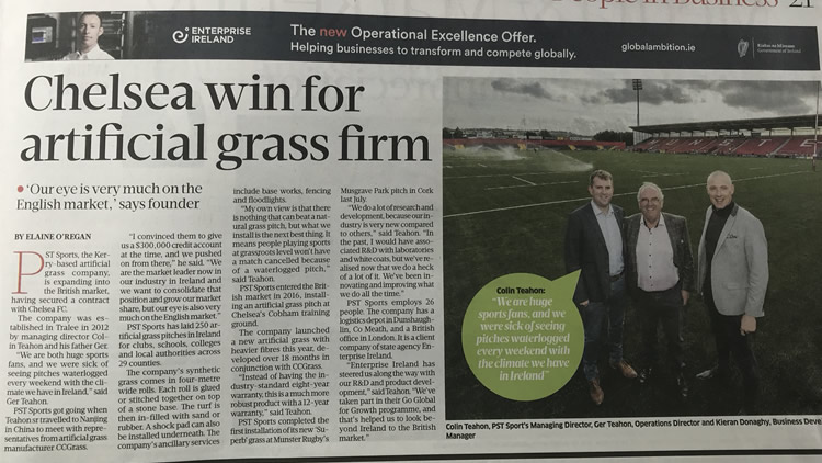 sunday business post article