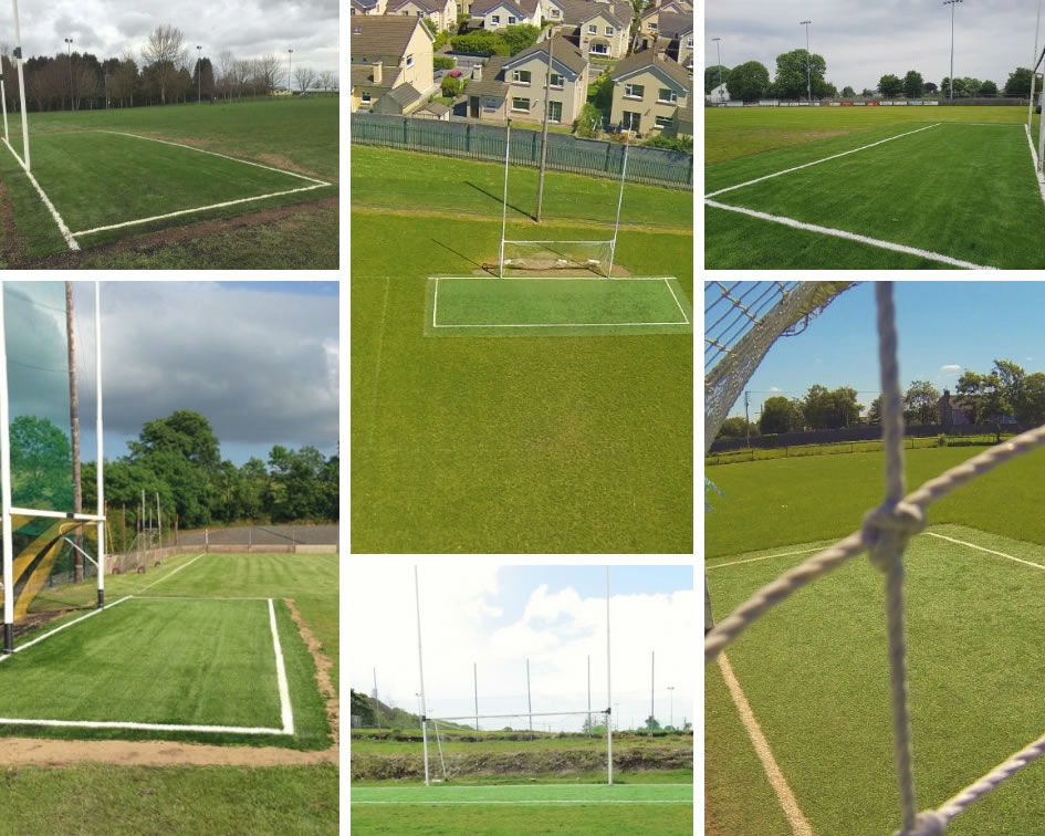 synthetic grass goalmouths