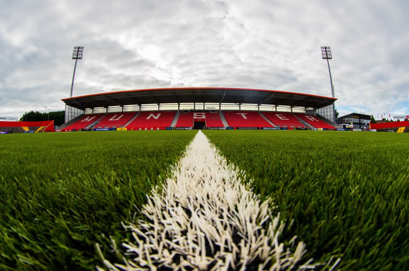Musgrave Park artificial grass pitch