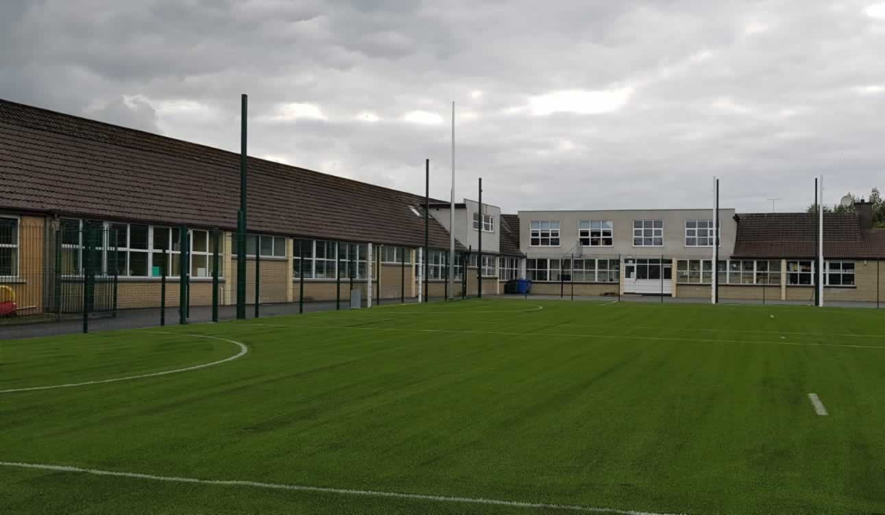 St Daigh's National School 3G pitch