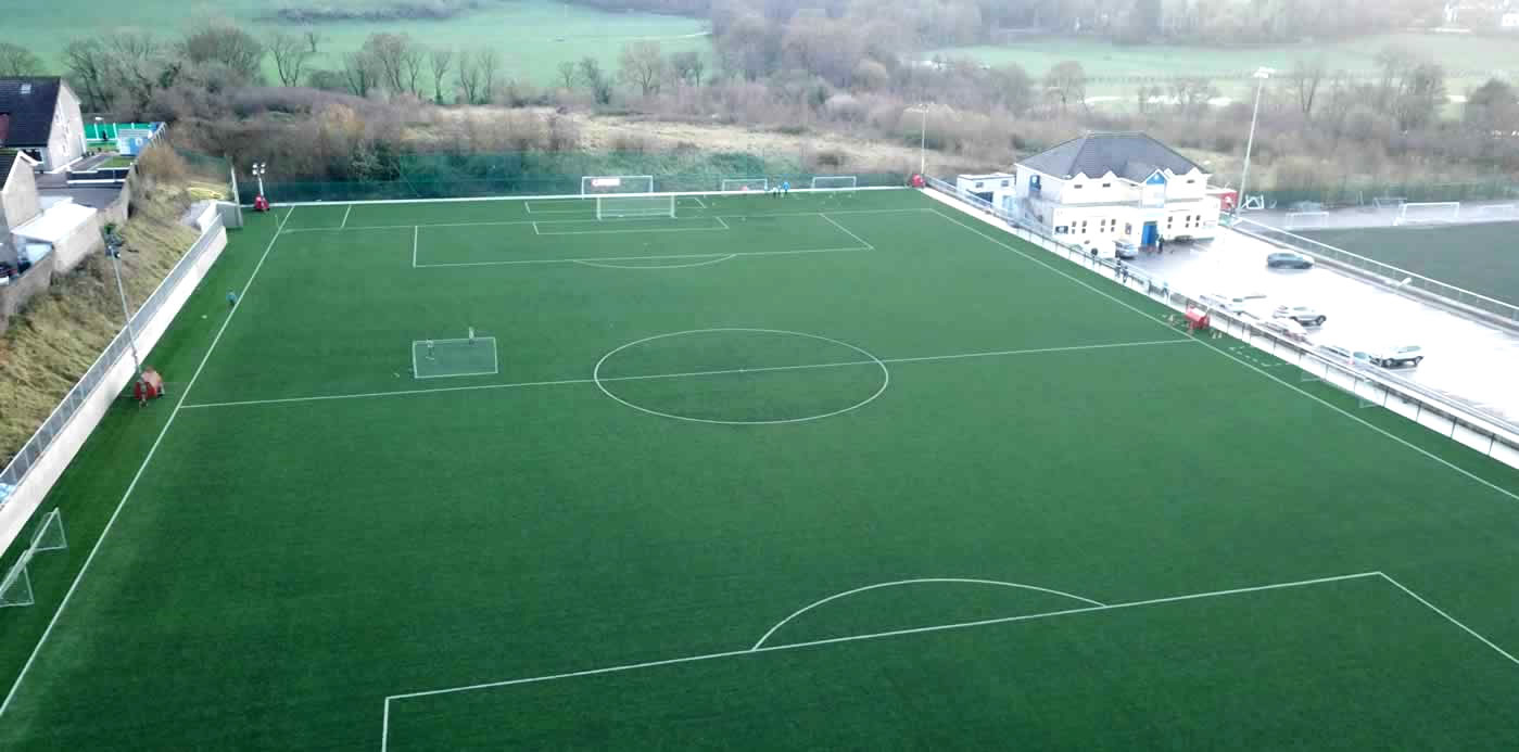 carrigaline united fc 3G pitch
