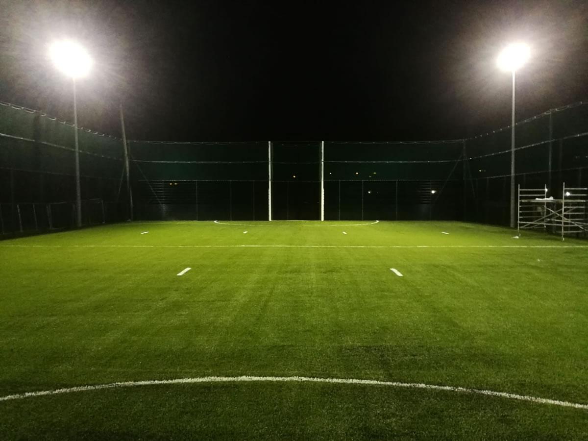 3G pitch at Bandon RFC
