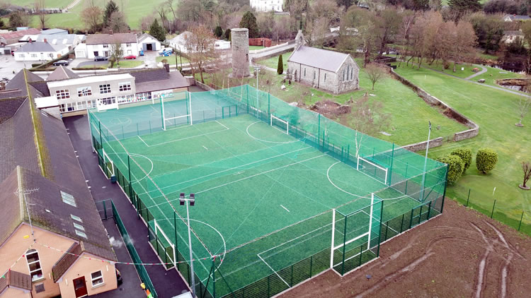 artificial grass pitches for schools