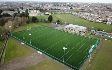 astro turf gaa pitch