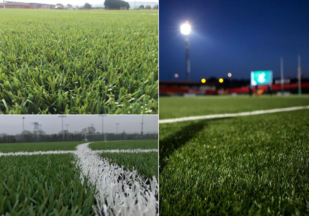 artificial grass maintenance projects