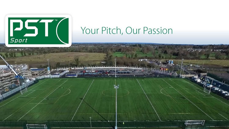 artificial turf gaa pitches