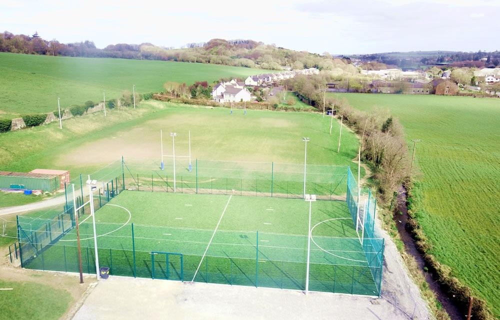 Bandon RFC all weather pitch