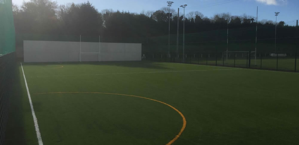 Doheny GAA artificial turf GAA pitch