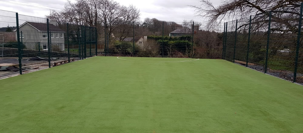 killeshandra national school 4G pitch
