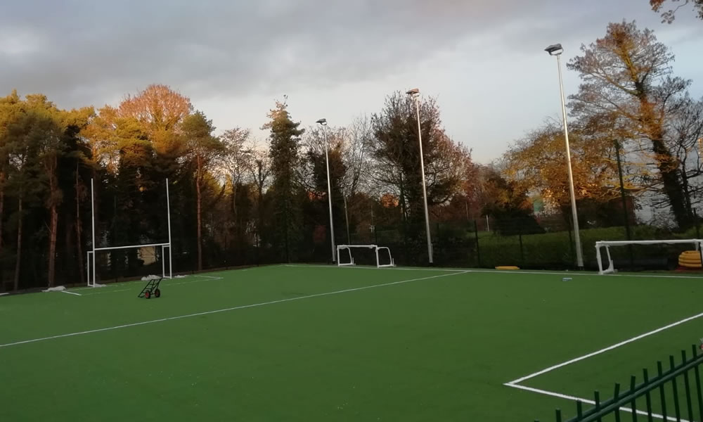 mercy national school kells 4G pitch