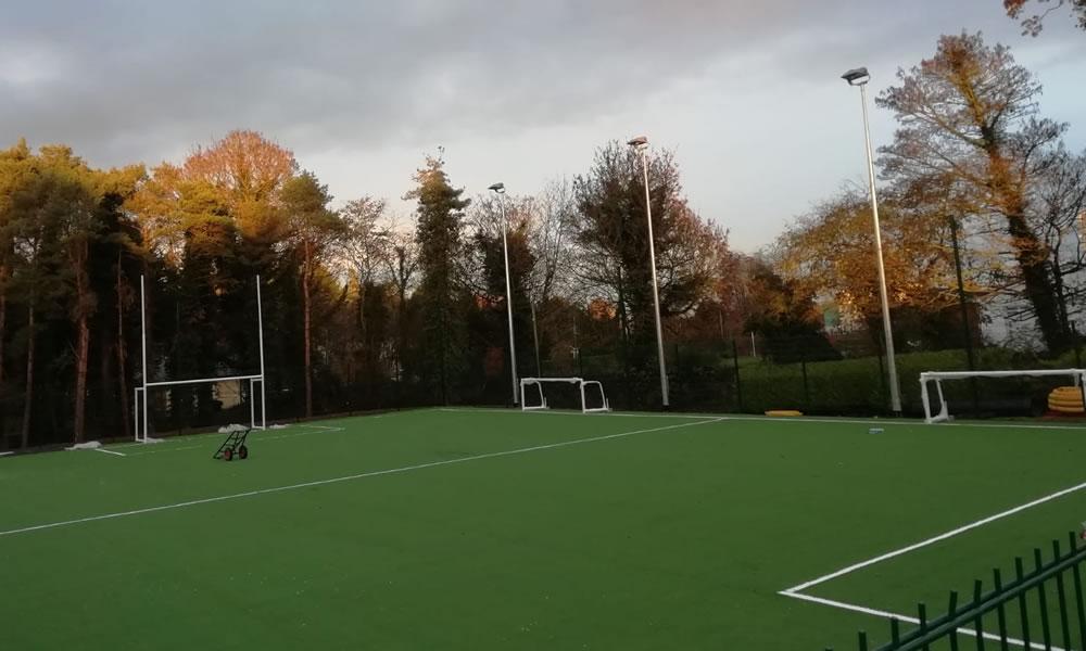 mercy national school kells 4G pitch