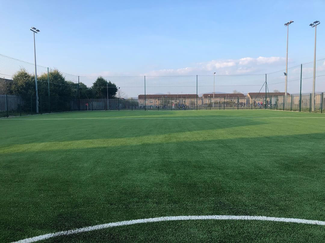 Artificial grass pitch resurface at Glenmuir United FC