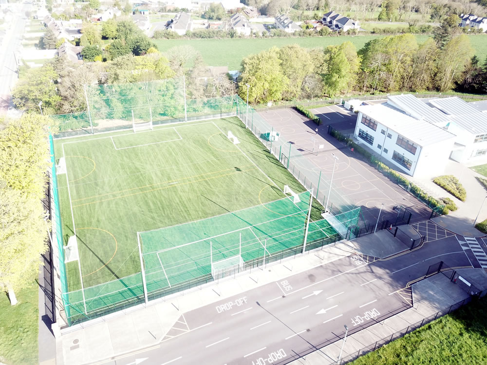 3g pitch at Nagle Rice Community Centre