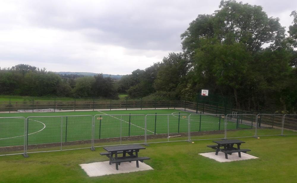 Kiltealy Community multi-sport pitch