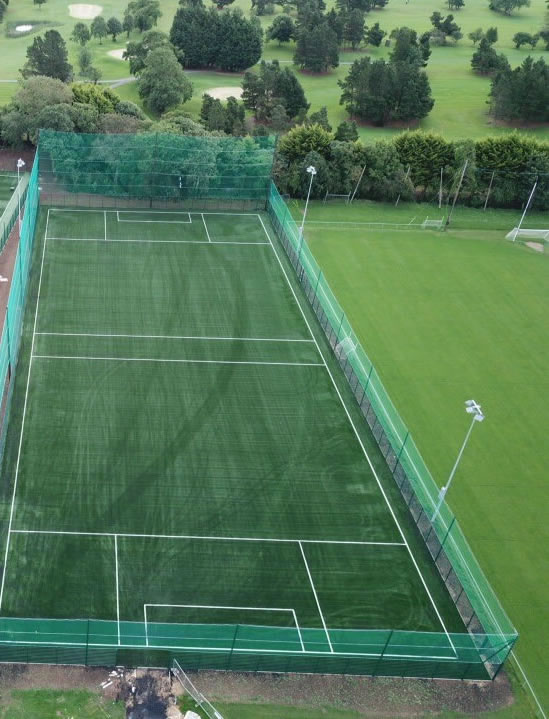 Artificial grass pitch at St Pats GAA in Donabate
