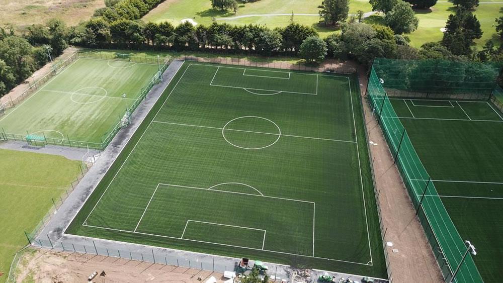 St Ita's AFC artificial grass pitch