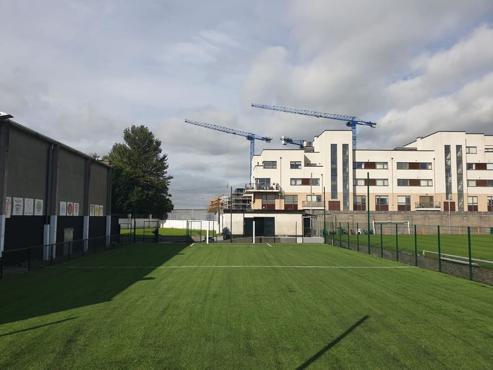 St Kevins Boys FC 3G pitch