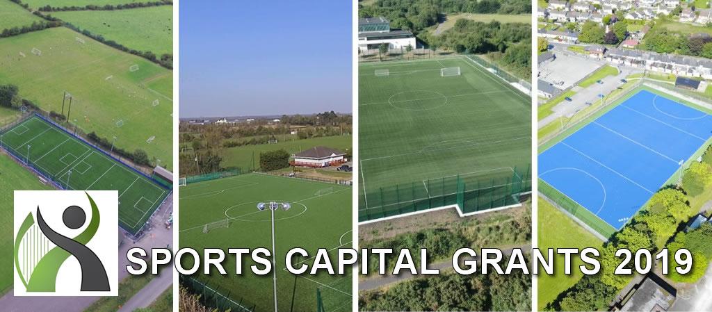 Sports Capital Grants 2019