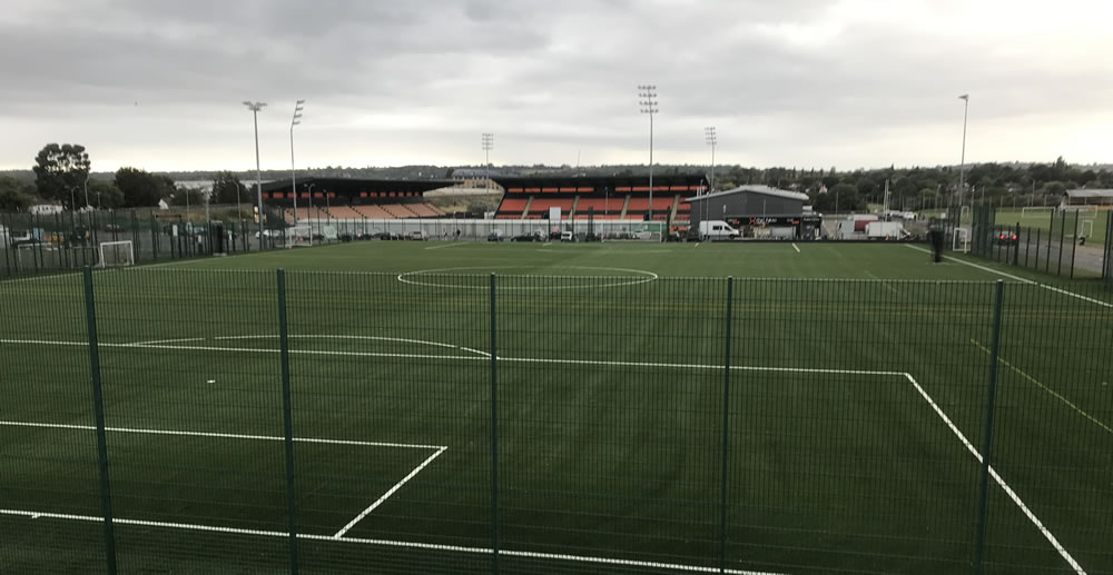 Barnet FC artificial pitch