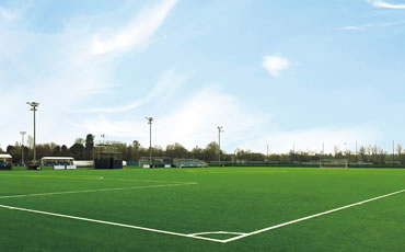 Chelsea FC astro pitch project