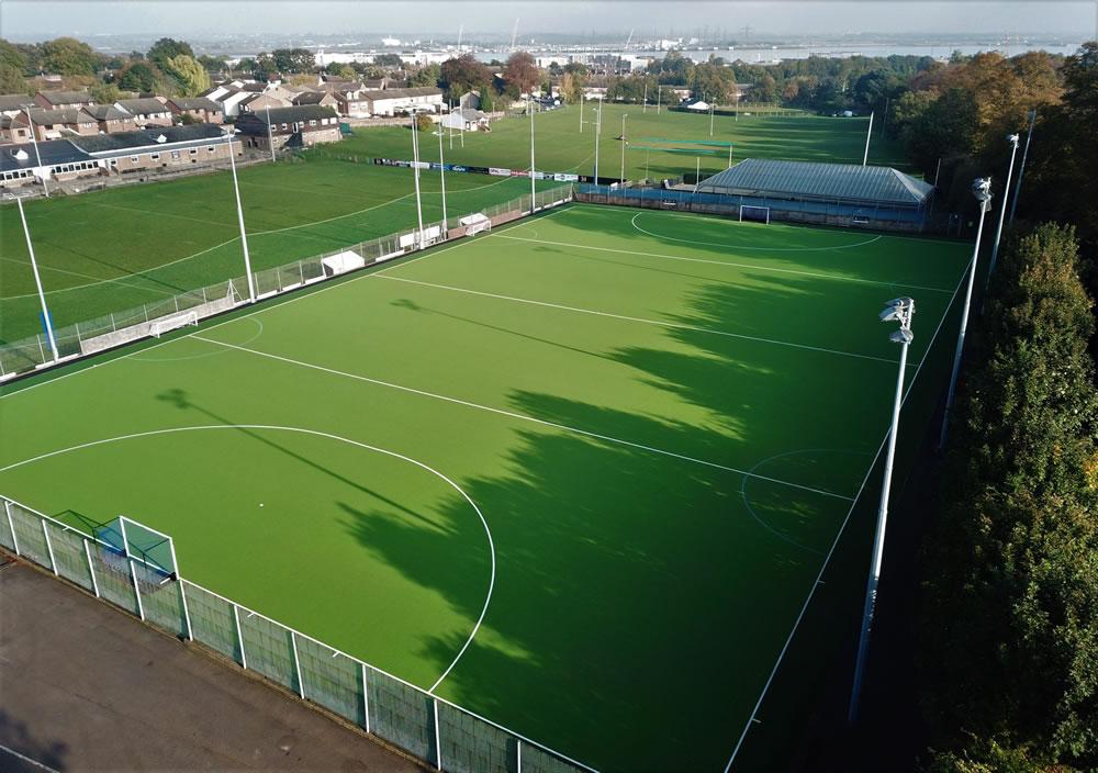 2G hockey pitch for Gravesham Sports Trust