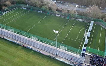 Artificial grass GAA pitches