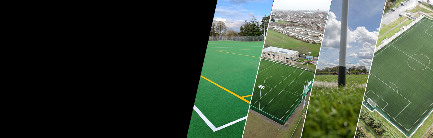 artificial grass pitches