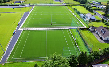 artificial grass rugby pitches